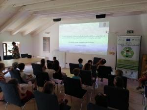 Edukacija o odgovornom postupanju s otpadom djeciji vrtic Slano-7