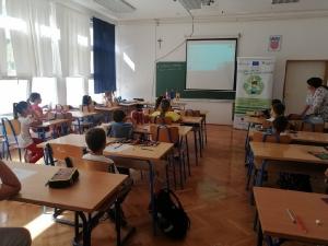Edukacija o odgovornom postupanju s otpadom u Osnovnoj školi Gruda-5