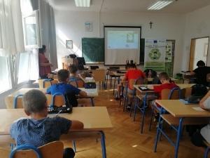 Edukacija o odgovornom postupanju s otpadom u Osnovnoj školi Gruda-6